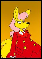 Kelly-Roo. Cartoon Series. by Virus-20
