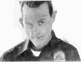 Robert Patrick- The T-1000 by rcrosby93