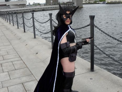 Huntress Cosplay 2 by Caranth