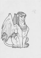 Sphinx by e4animation