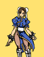 Chun-Li by Endless-warr