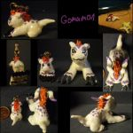 Gomamon by hamner