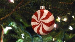 Peppermint on the Tree by britgeek