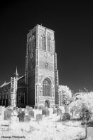 Southwold IR - St Edmund's Church Tower by Okavanga