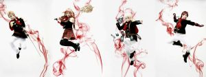 FINAL FANTASY Type-0 by yoru0704