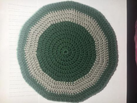 Slytherin-Inspired Heat Pad by A-Passionate-Flame