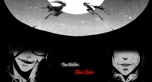 Two Butlers, One Love. by Lozzaloz