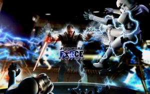 Star Wars The Force Unleashed by igotgame1075