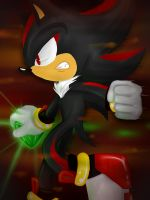 Shadow The Hedgehog by DanielasDoodles