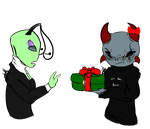 Christmas Present For Bae 2k15 by Becksters-The-Beast