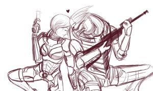 Love As A Weapon by Courtee