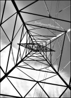 Transmission Tower by Earthymoon