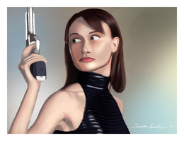 Emily Mortimer Study by Switzer2007