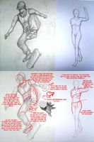 Redline- Human anatomy again by Fyuvix