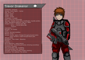 Trevor Drakenor profile by TrevorDrakenor