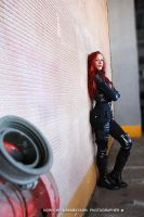 G.I. Joe - Scarlett cosplay 34 by ShadeNinja