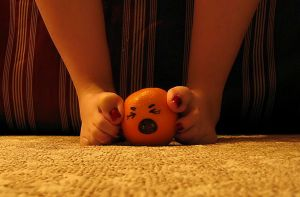 I'll Get You Annoying Orange 4 by Pies-Toes-N-Soles