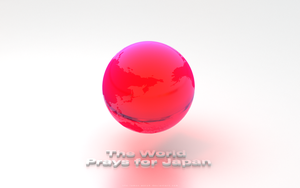 The World Prays For Japan by THE-LEMON-WATCH