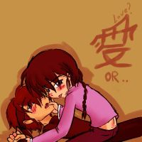 RANMA12: love or ... by numbah3
