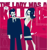 The Lady Was a Killer by Ape74