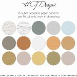 15 Subtle Paper Patterns by HGGraphicDesigns
