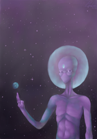 Cosmic Father by Yvng-Kvlt