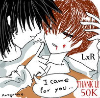 50 K thanks - LxLight club by Morgwaine