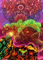 Super Metroid by eldeivi