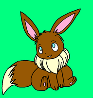 My Awesome Eevee by PennsylvaniaAnime