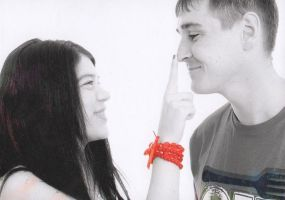 Nose touch B+W color splash by xpekalx