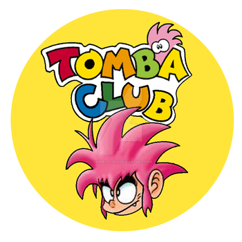 Tomba Club Print 2 by AnimeCitizen