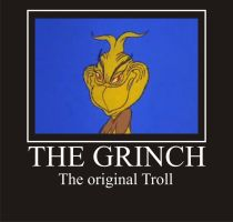 The Grinch by roy9th