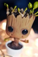 I am groot by AlanSmithers