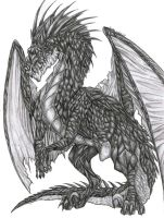 Red Dragon by AlmightyShadow