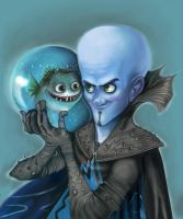 megamind by piluki1
