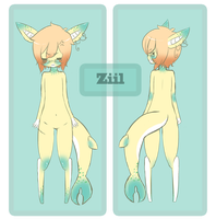 Ziil Ref(?) by CheesyAppuru