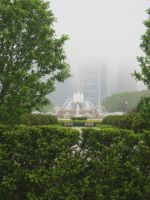 Buckingham Fountain by Haayls
