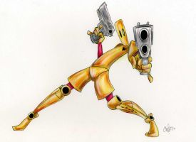 Scud - Ink by Cyber-Ghost