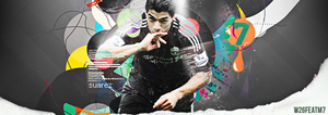 Luis Suarez feat wlady26 by magic7-GFX