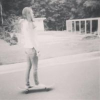 Skateboarding. by im-r4dioactive