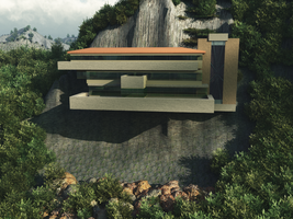Contest Frank Lloyd Wright by pyrohmstr
