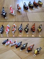 + KOI CHARMS ::SET 2:: + by Sea-Dragon