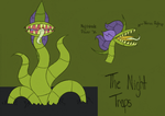 LU: RM - Creature Ref 2 - Night Traps by KittyDarner