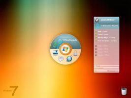 Windows OS Concept 7 by digitalsoft