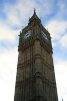 They Named the Bell Big Ben by DavidKrigbaum