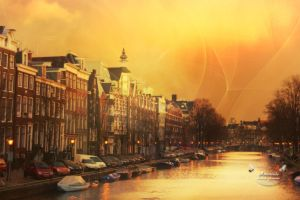 Amsterdam by AndreaAndrade