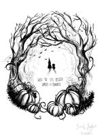 Over The Garden Wall by HybridTea