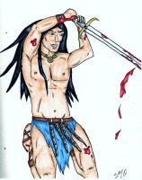 Barbarian Nathan Finished by Zandoz