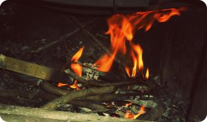 fire place by AnalieKate