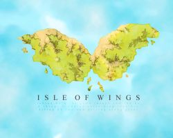 Isle of Wings by nessis